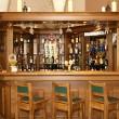 Restauracja - widok na bar